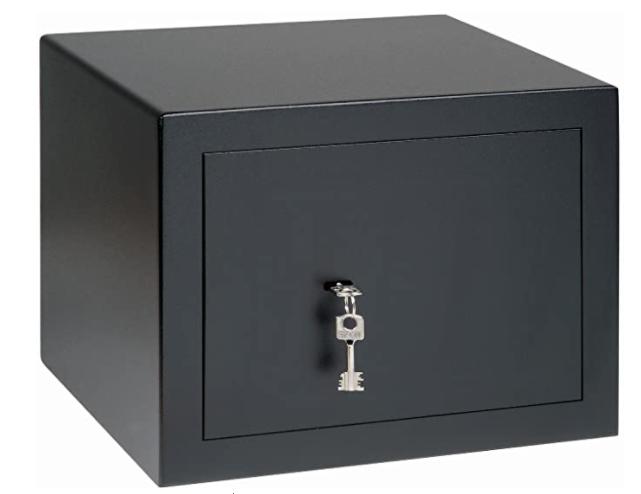 Burg-Wächter Möbeltresor mit Schlüssel, Home-Safe