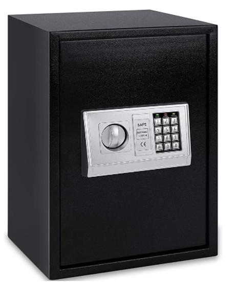 KESSER® Elektr. Tresor | 50x35x34,5 XXL