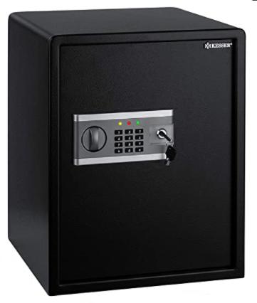 KESSER® Elektr. Tresor | 40x50x40cm