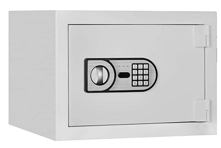 Melsmetall Feuerschutz Tresor Fire Safe mit Zahlenschloss Feuerschutztresor