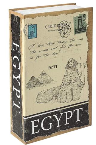 Parrency Buchsafe Egypt